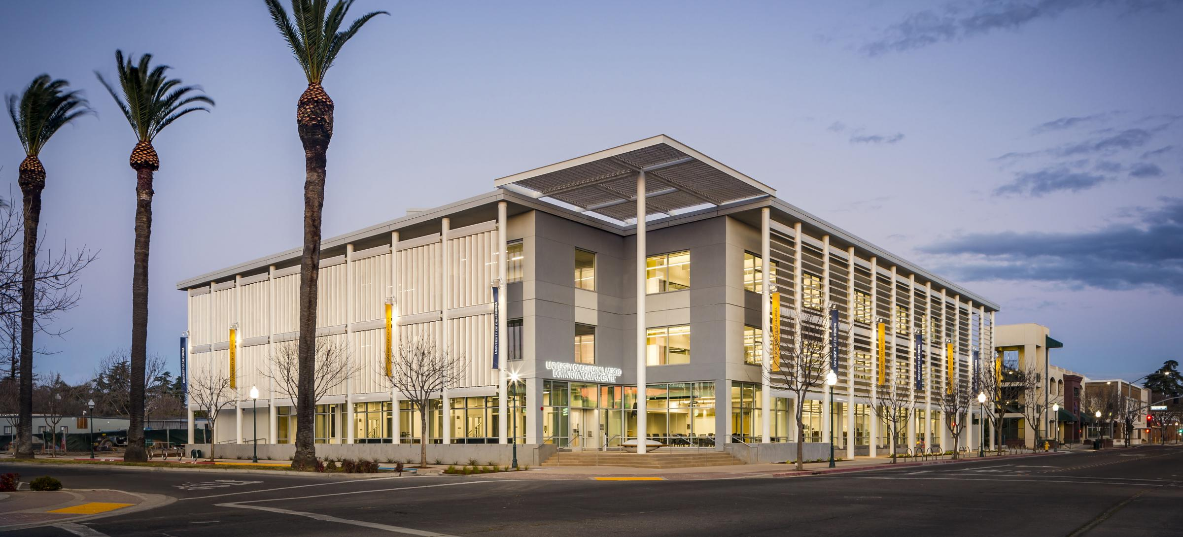 UC Merced Downtown Administration Center | Merced