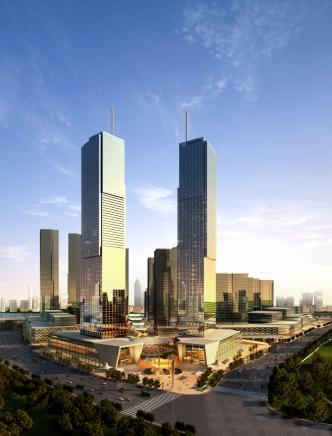 Pazhou Mixed-Use Urban Center | Guangzhou