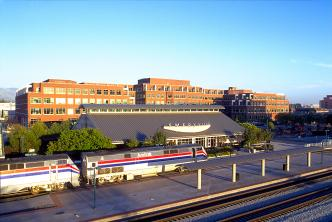 Emeryville Amtrak Station | Emeryville