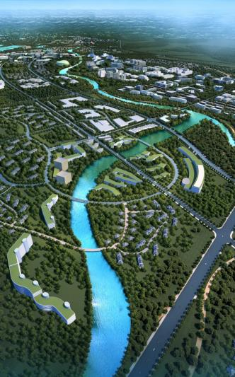 Beidai River Healthcare Eco-City | China