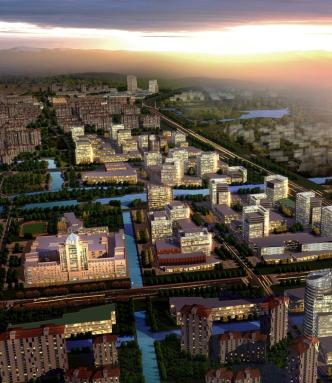 East District Urban Design | Zhangjiagang