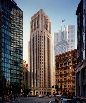 Shell Building Renovation | San Francisco