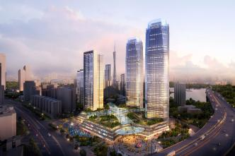 Textile Industry and Trade Complex | Guangzhou