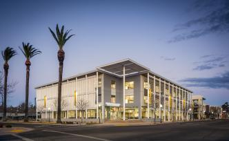 UC Merced Downtown Admin Center | Merced