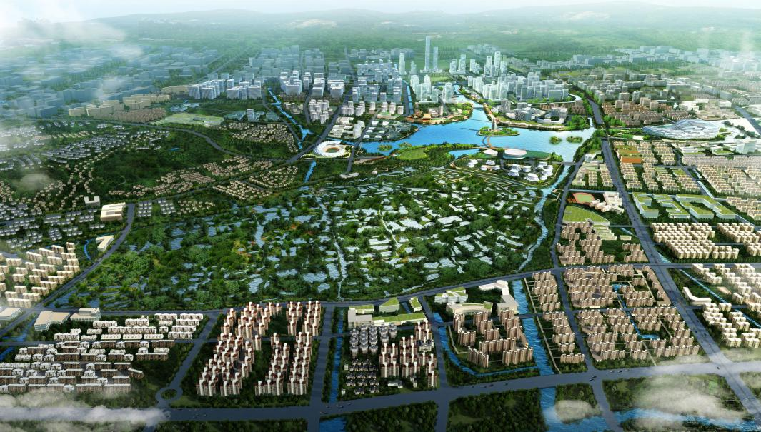 Hangzhou Future Tech City