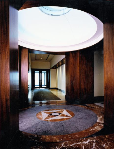 150 West Jefferson Hallway