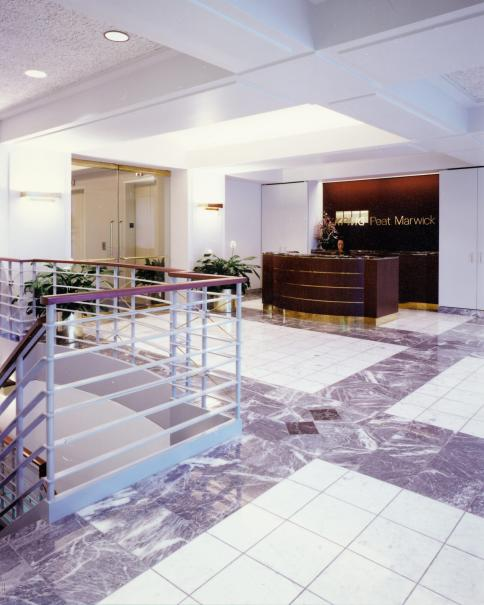150 West Jefferson Lobby 3