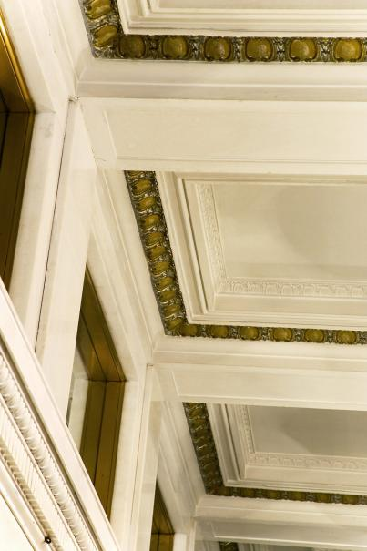 201 Sansome ceiling