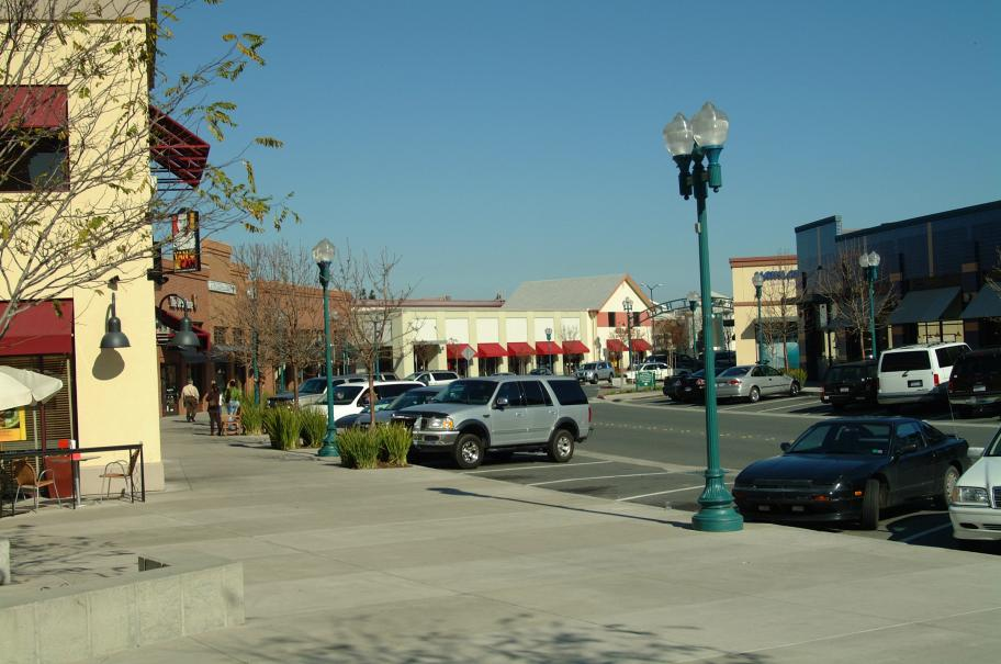 Pleasant Hill Downtown