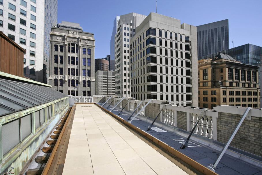 201 Sansome rooftop
