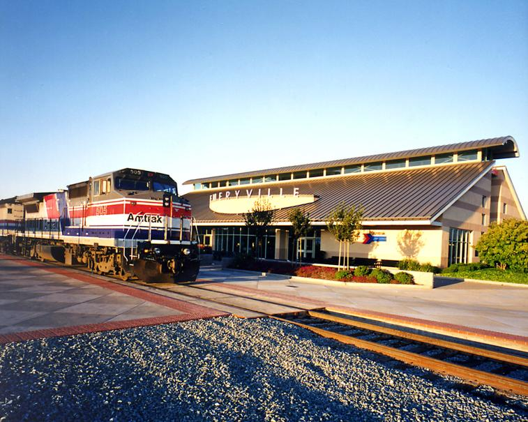 Emeryville Amtrak Station