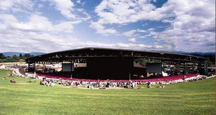 Seattle White River Amphitheatre
