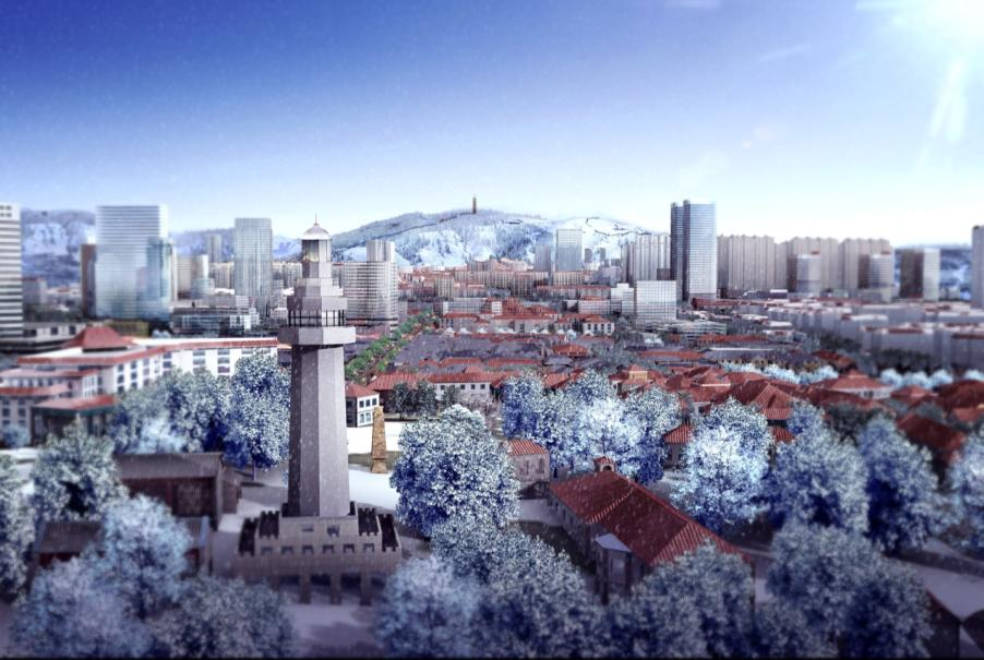 Yantai City Historical and Cultural Core District Urban Design