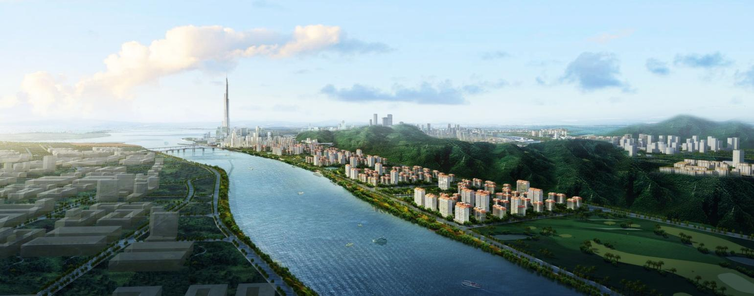 Zhuhai Hengqin New District Urban Design
