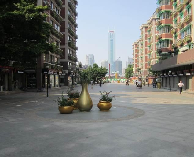 Guangzhou North Axis