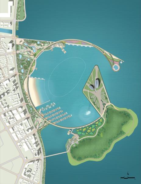 Urban Landscape Masterplan