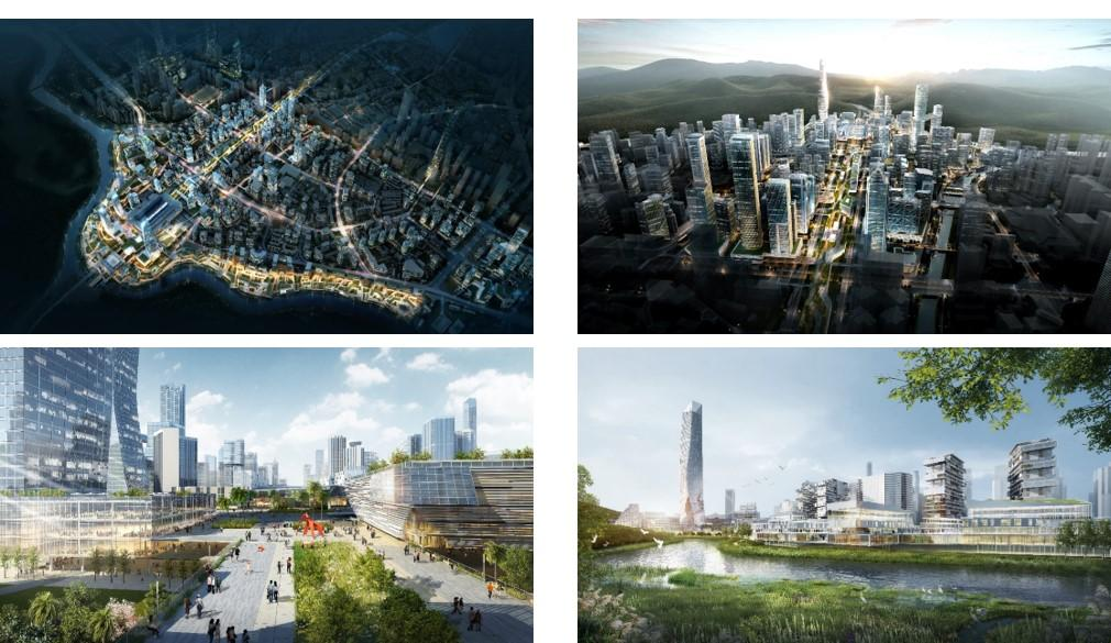 Shenzhen Railway Station & Luohu Custom Area Renovation Design