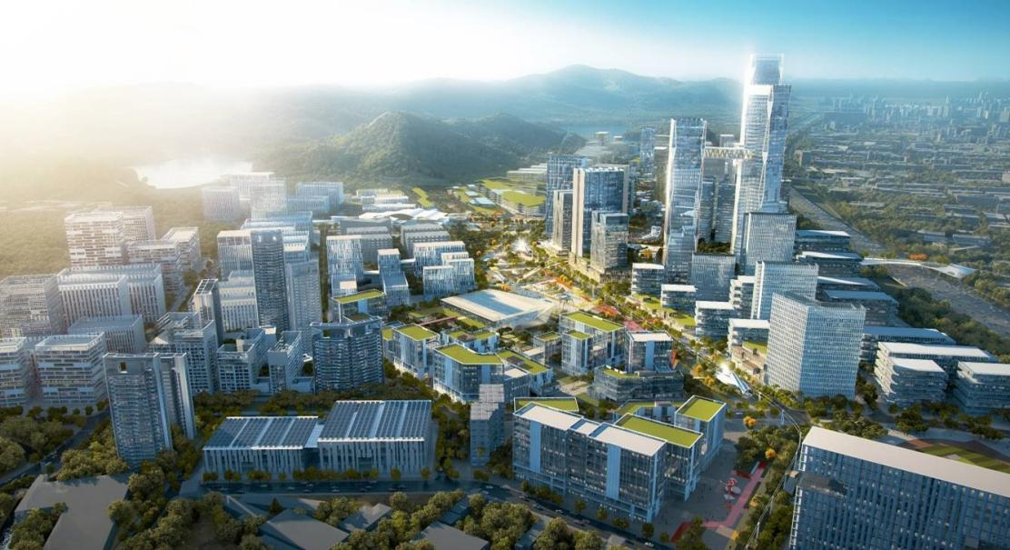 Shenzhen Xinqiao Smart and Innovation City